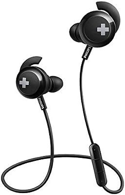 Philips SHB4305BK/00 - Auriculares Bluetooth inalambricos ...