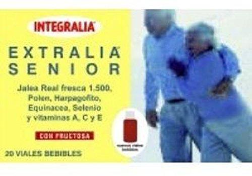 Extralia Senior 20 ampollas de Integralia: Amazon.es: Salud y cuidado personal