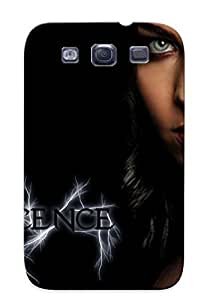 Mooseynmv PtFlkbh1108GzeKv Case For Galaxy S3 With Nice Amy Lee Evanescence Singer Musician Hard Rock Women Females Brunees Girls Sexy Babes Gothic Appearance
