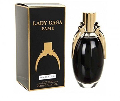 ( In Mind ) Lady Gaga Fame Fluid Eau De Parfum Spray 3.4 oz. ( NEW Authentic and Fast Shipping - Gaga Versace