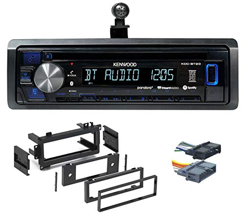 Kenwood CD Receiver w Bluetooth iPhone Pandora for 1993-1998 Jeep Grand Cherokee