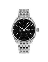 Oris Artix Automatic-self-Wind Male Watch 674-7644-4054MB (Certified Pre-Owned)
