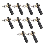uxcell 10 PCS M2 2.0xL19mm Lever Steering Linkage