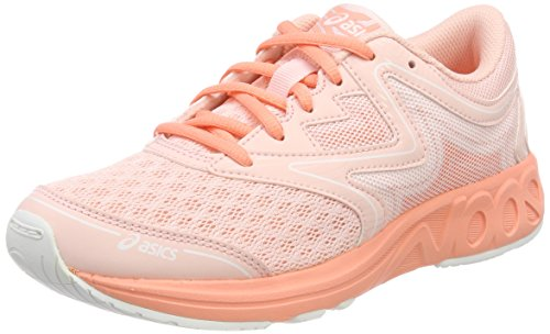 0d1369d8d84 Niños Para De Asics seashell Zapatillas Multicolor Pinkbegonia Gs Running  Pinkwhite Noosa gxYqWqtXwA