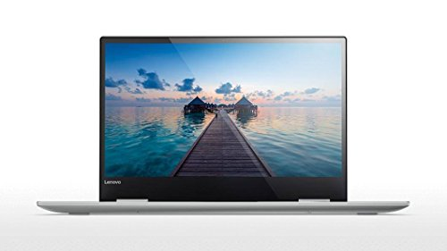 Edged Slim Disk - 2018 Lenovo Yoga 720 Flagship Slim Laptop, Silver, 2.9 lbs, 8th Generation Intel i7-8550U Processor, 16GB Memory, 512GB Solid State Disk, 13.3
