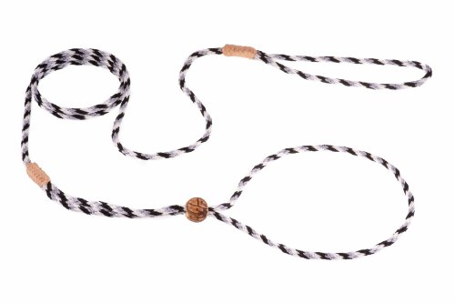 Nylon Lead Show (Alvalley Show Nylon Loop Lead for Dogs 4mm x 4ft)