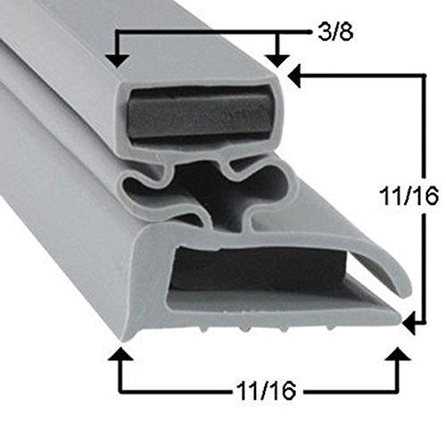 Progressive Refrigeration Part# 1711-119 Magentic Door Gasket