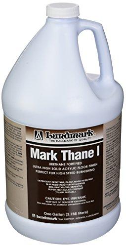 Lundmark Wax COM-3293G01-4 Markthane I 4 x 1 gallon Pail (Floor Slip Wax)