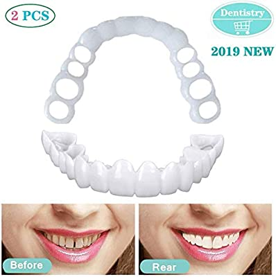 Juego de dentaduras de silicona Select A Smile