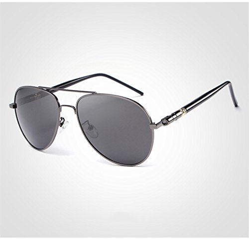 hombre en de para polarizadas sol sol sol Gafas de protección con tendencia para hombre UV cine Gafas sol de sol y Gafas mujer de Gafas estilo de exterior C D color Gafas RFVBNM para f7AqSA