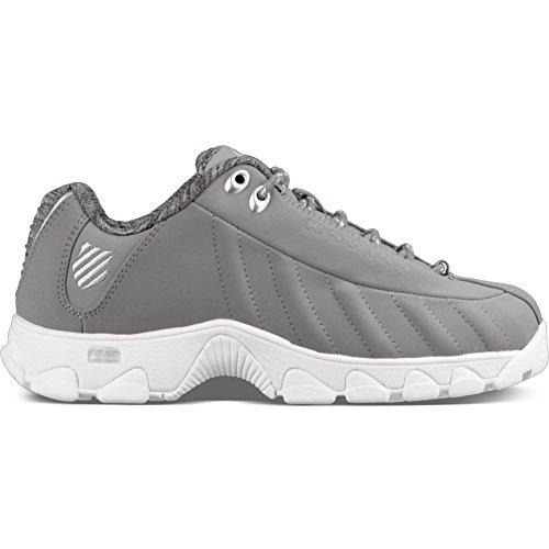 K-Swiss Women's ST329 Cmf Sneaker, Stingray/White, 9.5 M US