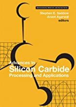 Advances in Silicon Carbide Processing and Applications (Semiconductor Materials and Devices Series)