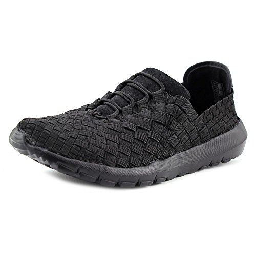 Bernie Mev Victoria Black Comfort Womens Athletic Shoes Size 7
