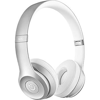Beats Solo2 Wireless On-Ear Headphone - Silver (Old Model)