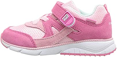 And Leather SneakerPink Rite Stride Baby Premium Ace Boy's Girl's sthCQrd