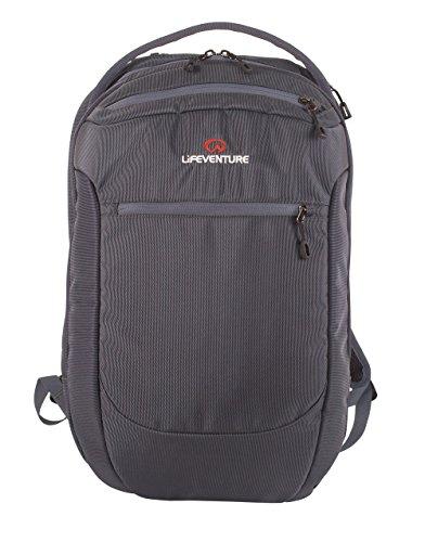 Lifeventure RFID Daypack Meya 25L - Tagesrucksack mit Ausleseschutz Schwarz