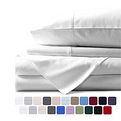 Best Egyptian Cotton Sheets 800 Thread Count Long Staple Cotton 2020 (Mayfair Linen)