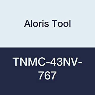 product image for Aloris Tool TNMC-43NV-767 External Vertical Triangular Threading Insert, 60 Degree