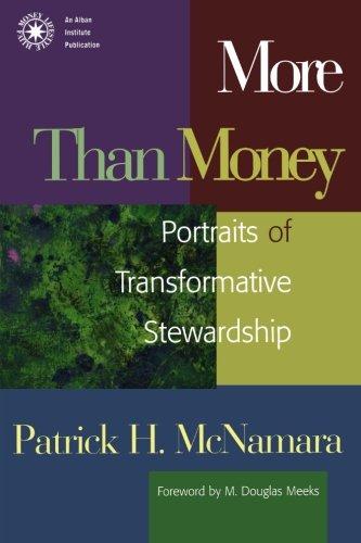 More Than Money: Portraits of Transformative Stewardship (Money, Faith and Lifestyle)