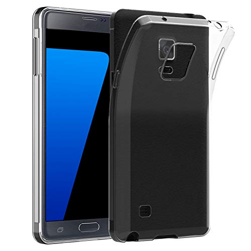 JETech Case for Samsung Galaxy Note 4, Shock-Absorption Cover, HD Clear