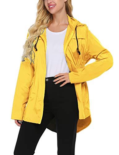 Beyove Women's Rain Jacket