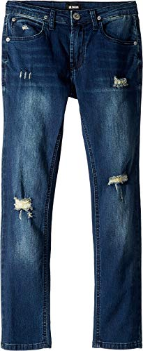 Hudson Kids Boy's Jude Skinny French Terry Jeans in Remake (Big Kids) Remake 14 Big Kids
