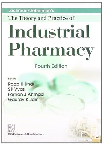 Download lachman ebook industrial pharmacy