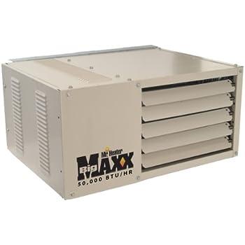 Amazon Com Mr Heater Propane Unit Heater 80 000 Btu Hr