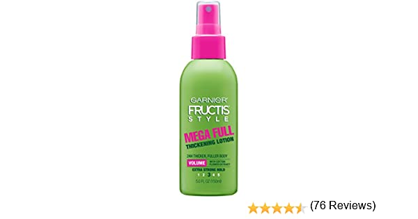 Amazon.com : Garnier Fructis Style Mega Full Thickening Lotion ...
