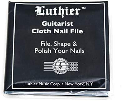 LIMA UÑAS GUITARRA - Luthier (LU/NF) (Block Lima Uñas) (8 ...