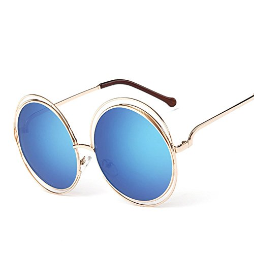 SnikFish Fashion Women Color Film Sunglasses Round Frame Sun Glasses - Tyler Joseph Glasses