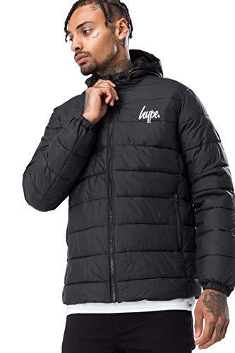 Hype Doudoune Homme Noir: : Vêtements et accessoires