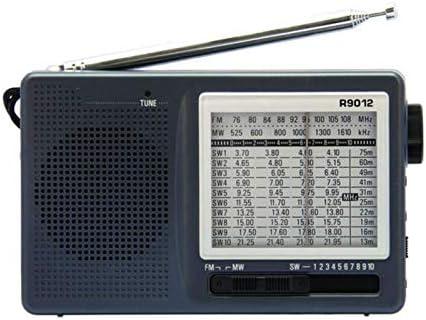 DJG Radio, Multi-Banda de Alta sensibilidad de 12 Bandas de ...