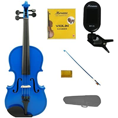 merano-3-4-size-blue-violin-with