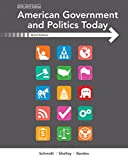 img - for American Government and Politics Today, Brief (MindTap for Communication Studies) book / textbook / text book