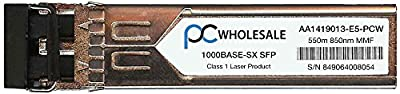 AA1419013-E5 - Nortel Compatible 1000BASE-SX 550m MMF 850nm SFP Transceiver