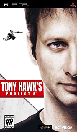 Tony Hawk's Project 8 - Sony PSP