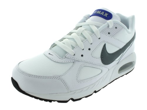 645f20860e ... low cost amazon nike mens nike air max ivo ltr running shoes 11 men us  white ...