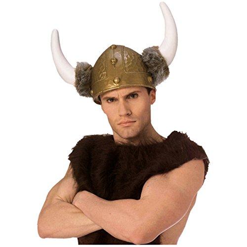 Deluxe Viking Helmet Costume Accessory