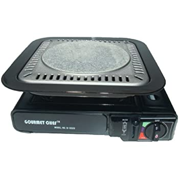Marukyo Stone Stove Top In/Outdoor Grill (Stove Not Include)