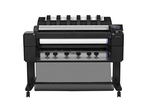 HP Designjet T2530 Postscript 36-in MFP Color Copier, Plotter, Printer and Scanner (Hp Wide Format Scanners)