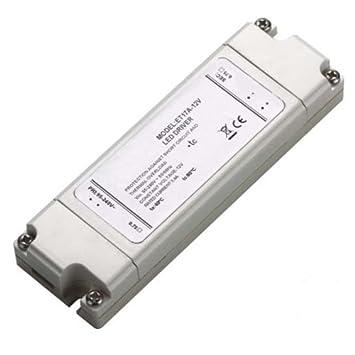 12 Volt LED-Transformator: Amazon.de: Baumarkt