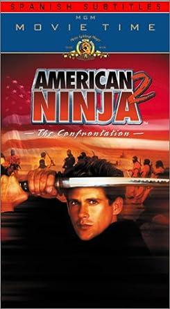 Amazon.com: American Ninja 2 [VHS]: Michael Dudikoff, Steve ...
