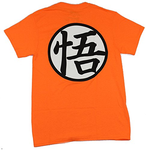 Dragon Ball Z Men's Dragon Ball Super Goku Symbol T-Shirt - http://coolthings.us