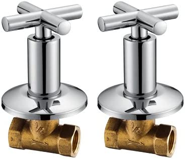 Faucet Manual Lever 12 Inch Ips
