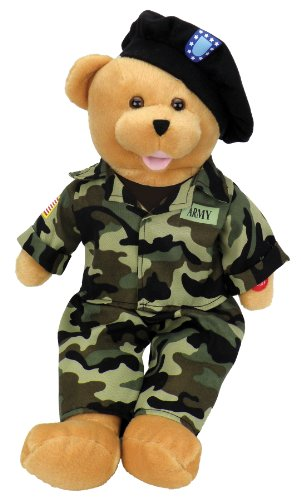 Uniform Bear (Chantilly Lane 19
