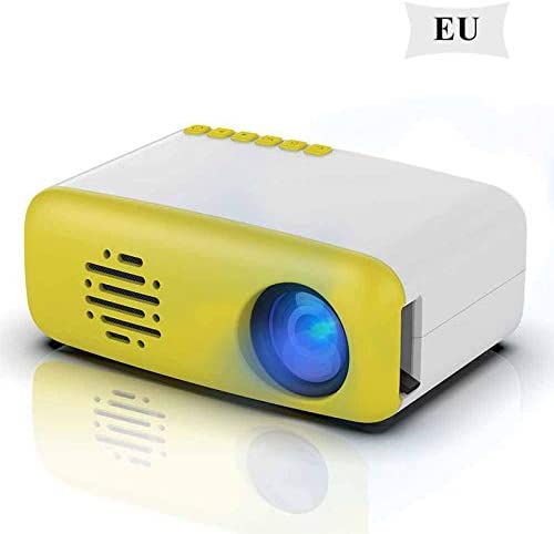 C-NineLife - Mini proyector portátil LED 1080P Full HD, 20,000 ...