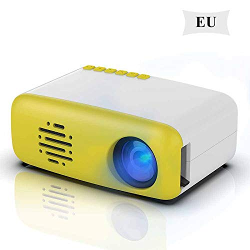 C-NineLife - Mini proyector portátil LED 1080P Full HD, 20,000 ...