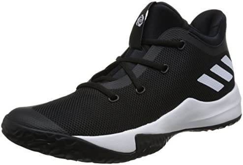 adidas Men's D Rose Menace 3, Black