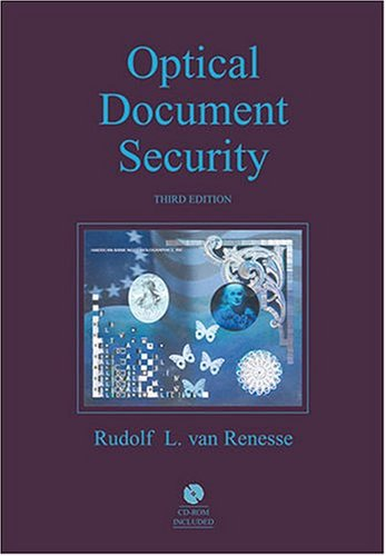 Optical Document Security, Third Edition